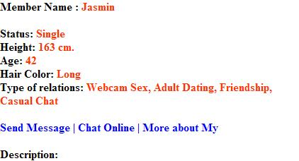 women looking to sex chat